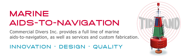 aids to marine navigation